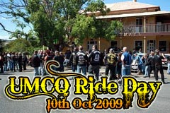 UMCQ Ride Day - Oct 2009